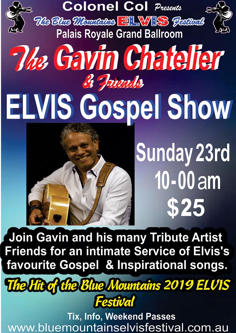 Gospel-Show
