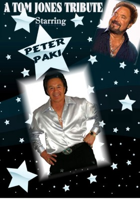 Peter Paki as Tom Jones