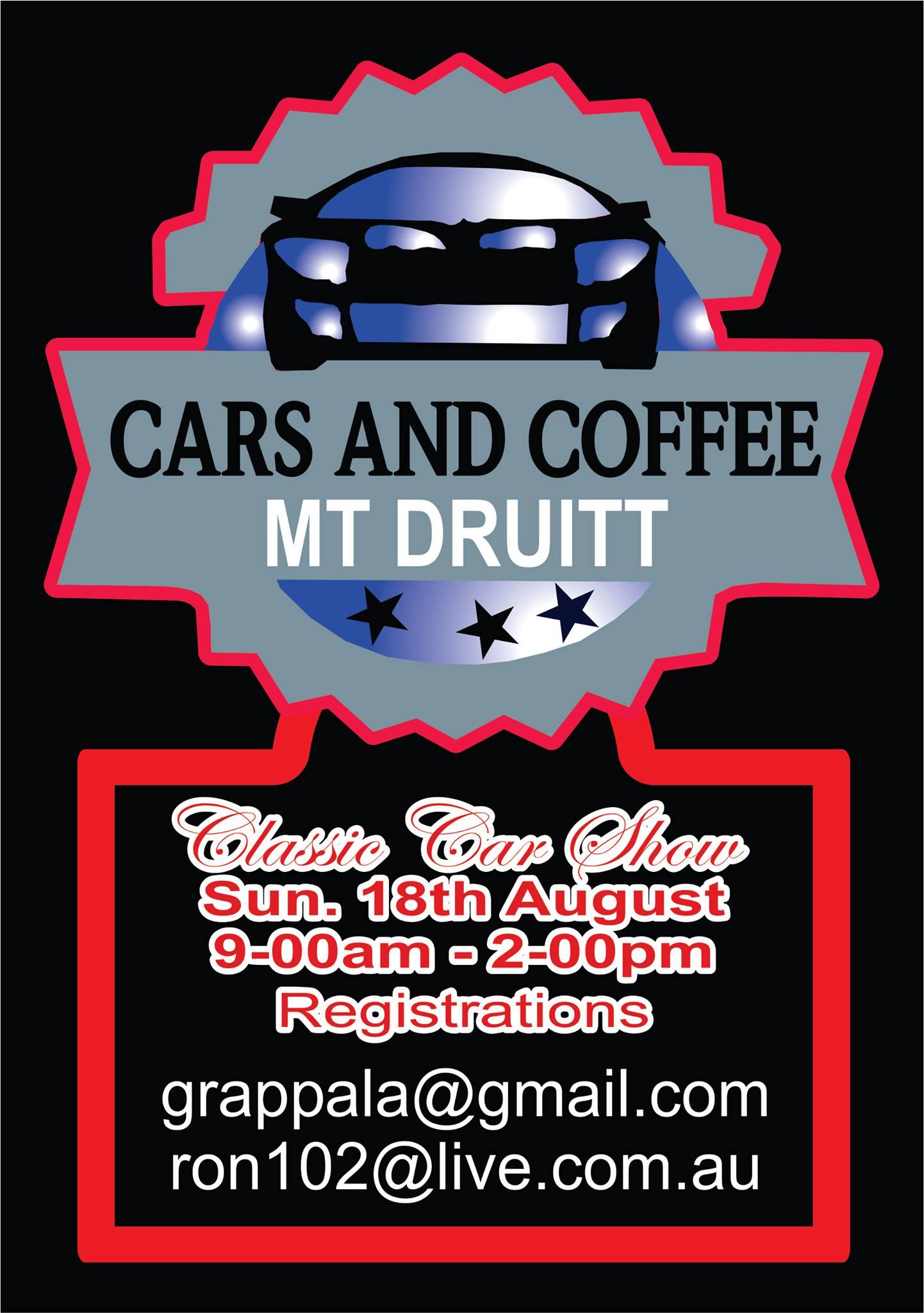 Program Cars and Coffee
