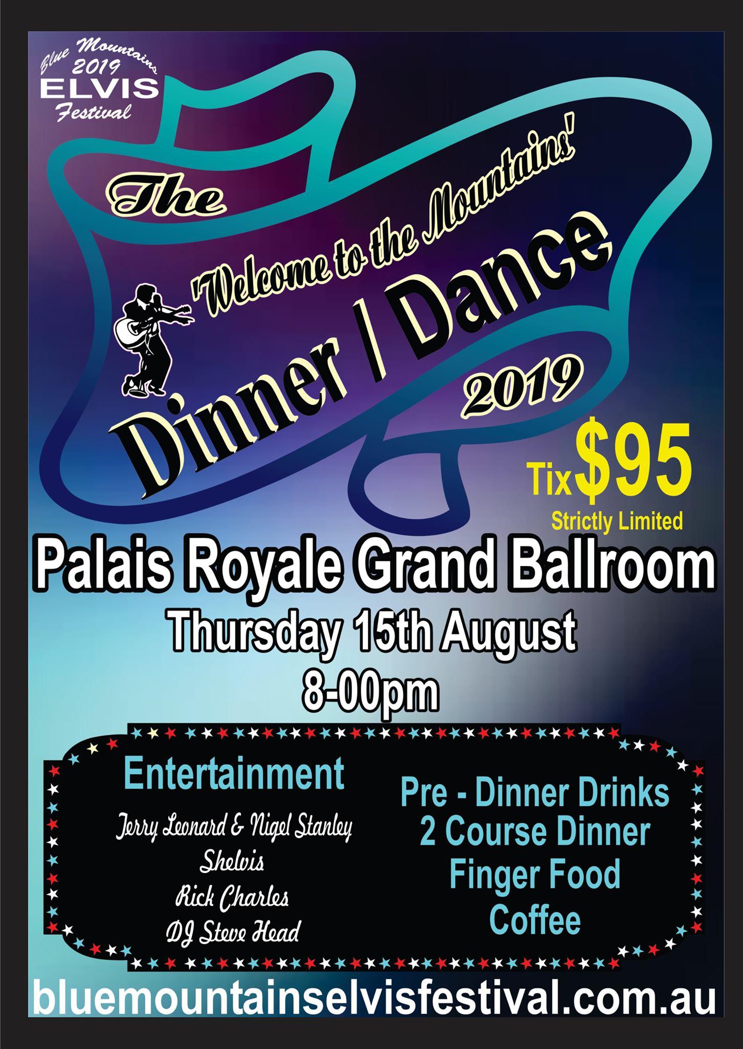 Program Dinner Dance