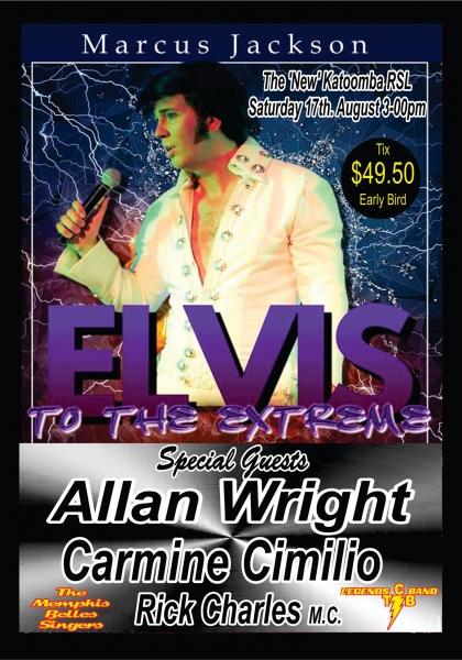 Program Elvis to the Extreme