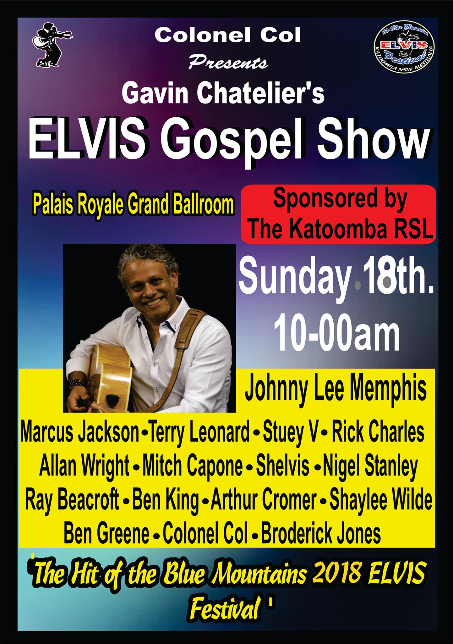 Program Gospel Show