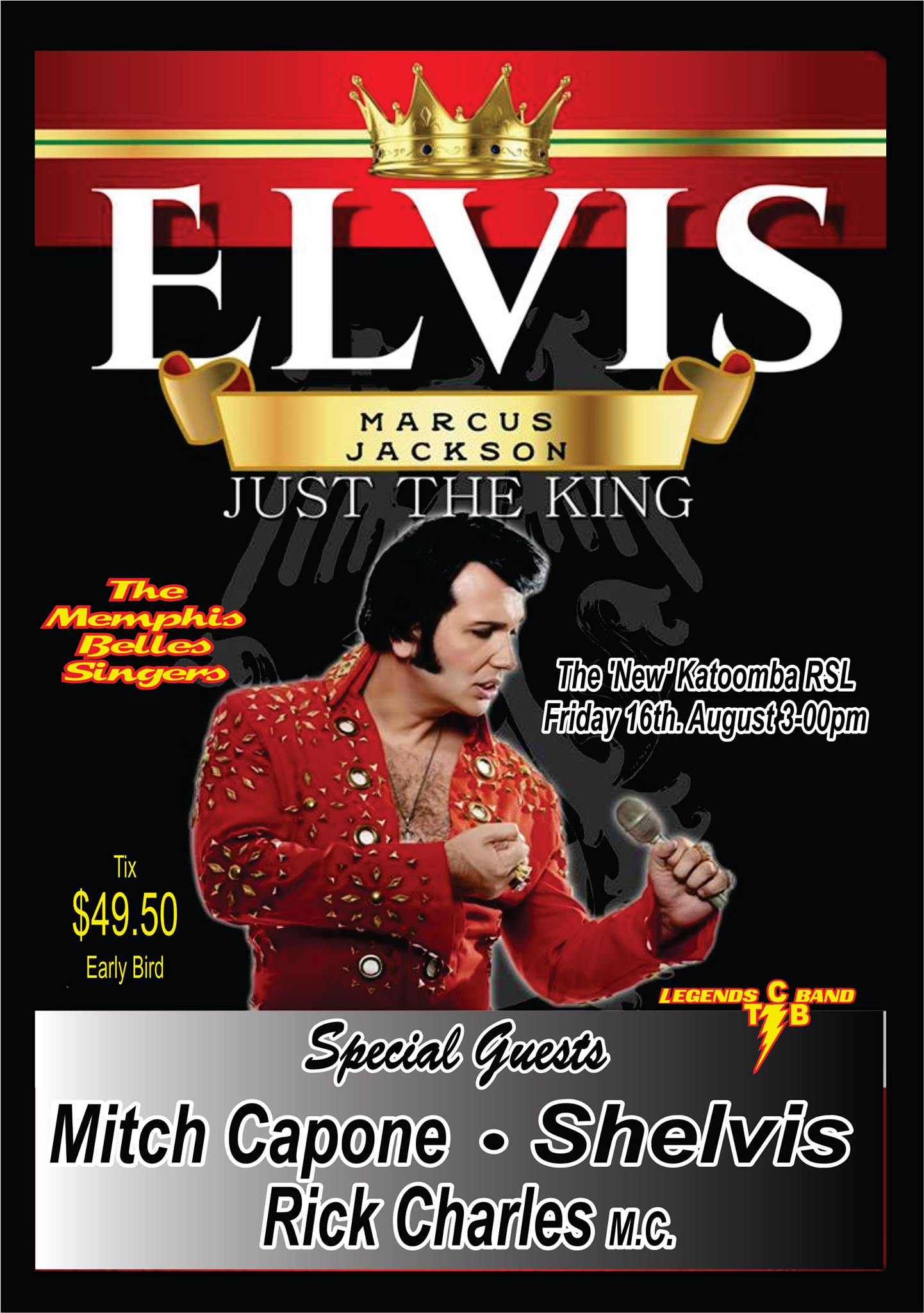 Program Just the King